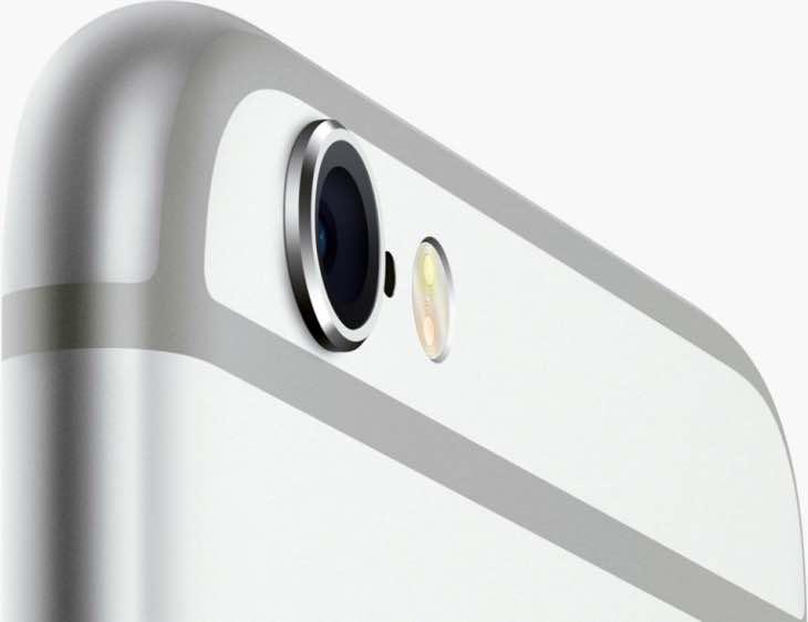 New iOS 10 camera