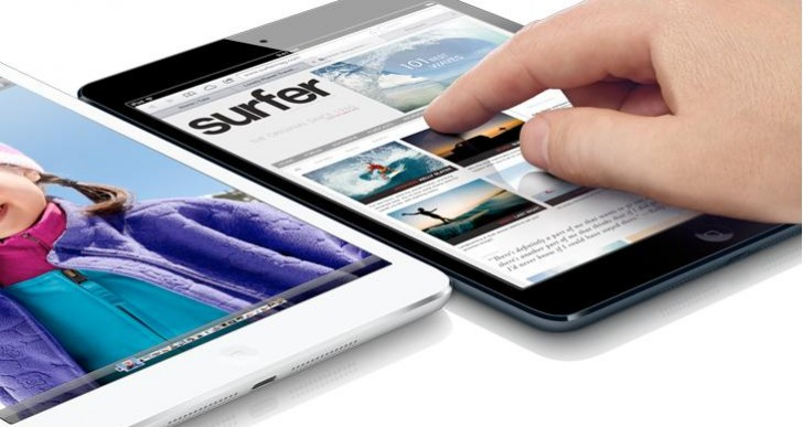 New iPad mini 2 emphasizes price for staggered enhancements