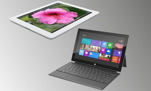 New iPad to counter Surface Pro storage ability