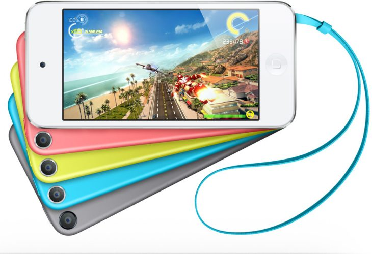 New iPod touch next week not 6th generation