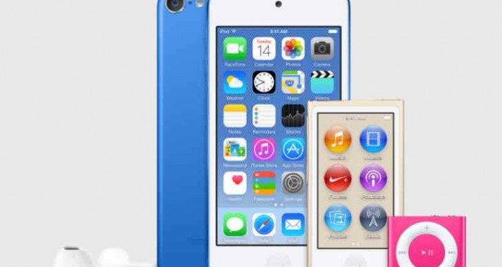 New iPod touch released today, 2015 price and specs