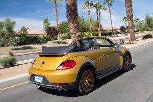 New look VW Beetle Dune review finds flaws