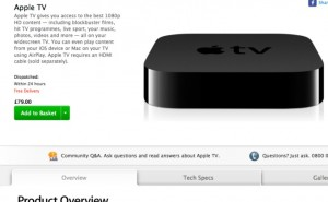 New lower price for Apple TV in 2014 hints 4th generation