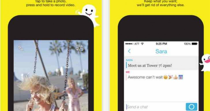 New radical Snapchat update for July