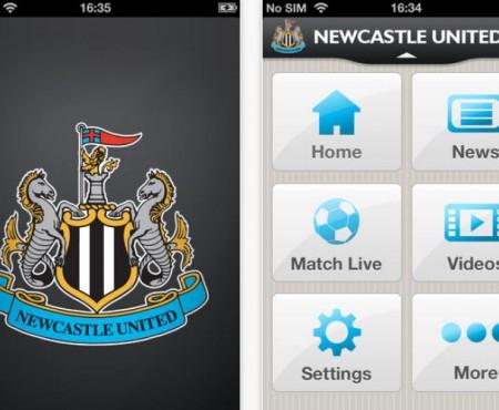 Newcastle United FC updates and improves news platform