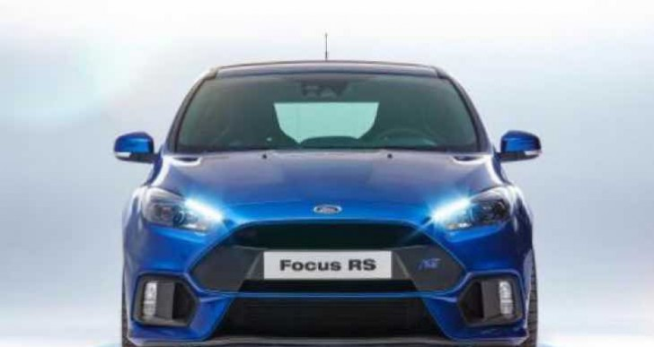 News on 2016 Ford Focus RS performance, price imminent