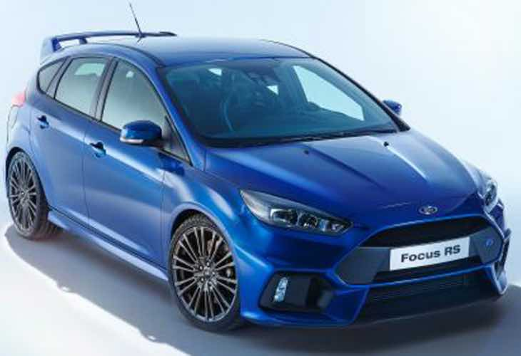News on 2016 Ford Focus RS