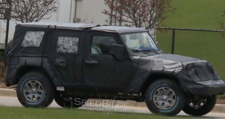 Next Generation Jeep Wrangler design gets mixed reviews
