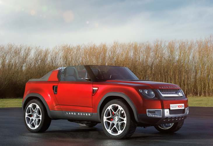 Next Land Rover Defender