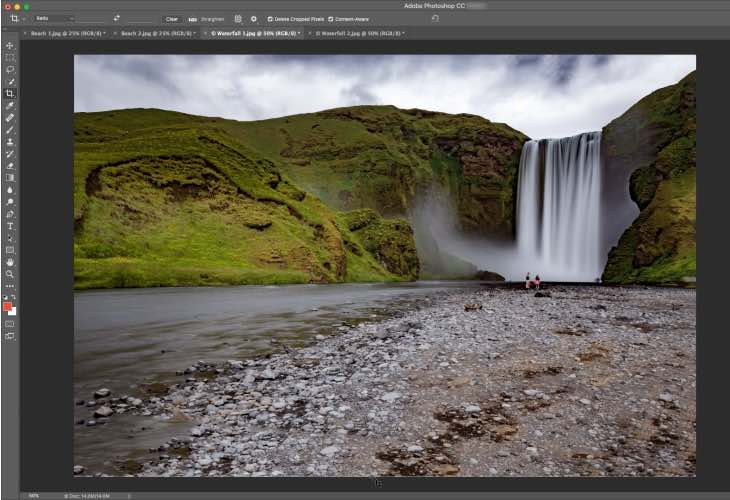 Next Photoshop CC update