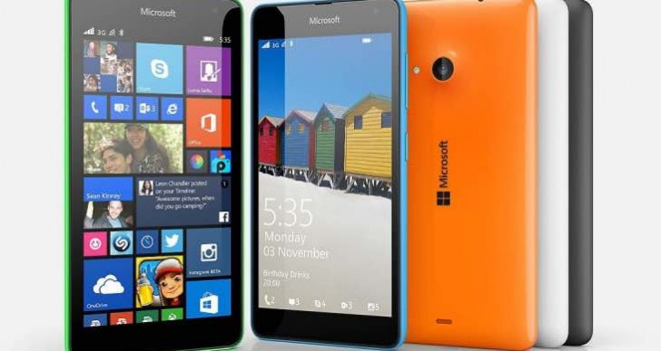 Next Windows 10 Mobile Build coming in January 2016