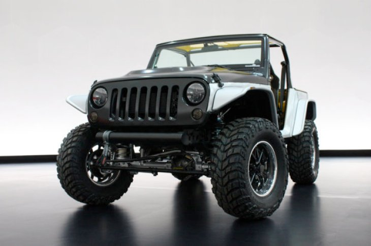 Next-gen 2016 Jeep Wrangler uncovered via 2013 ad