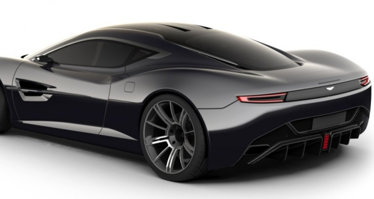 Next-gen Aston Martin DB9 kicks off new models