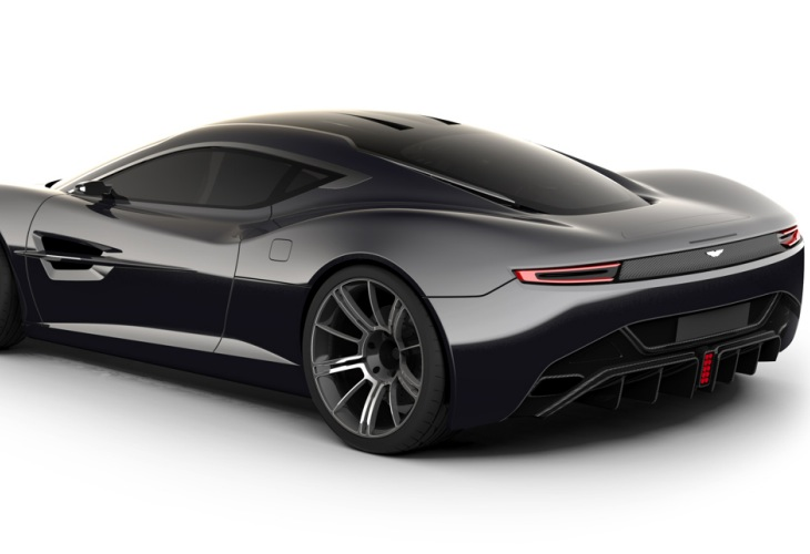 Next Gen Aston Martin Db9 Kicks Off New Models Product
