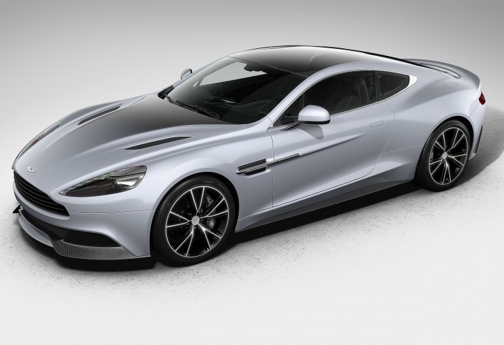 Next-gen Aston Martin DB9