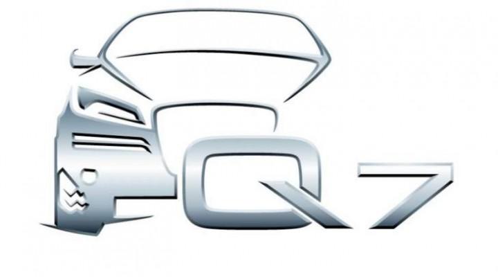 Next-gen Audi Q7 ahead of 2016 Q8 model