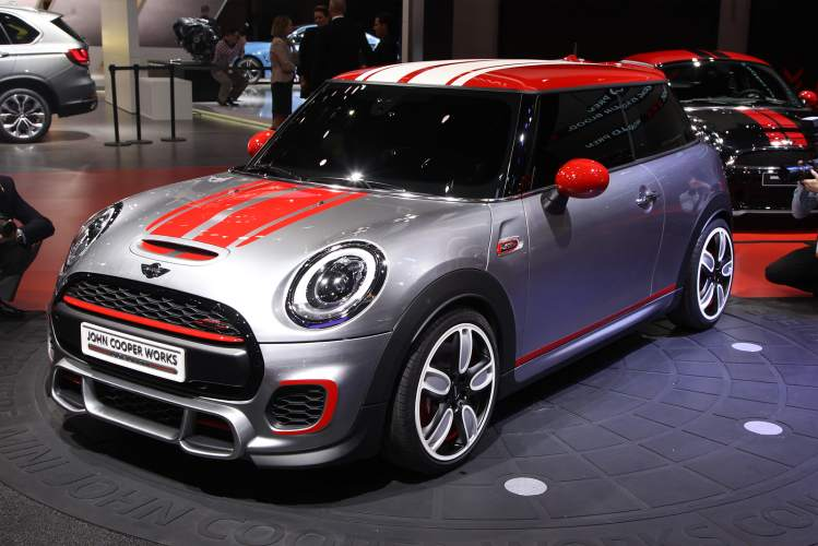 Next-gen Mini John Cooper Works performance boost
