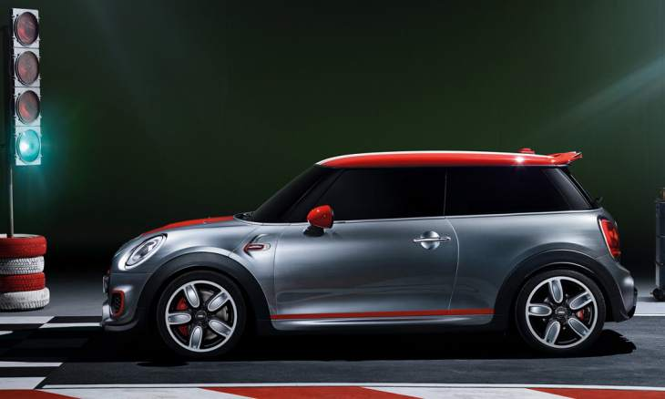 Next-gen Mini John Cooper Works