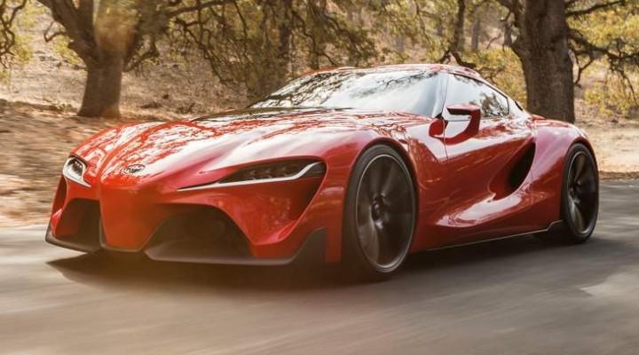 Next-gen Toyota Supra and BMW Z4 design details