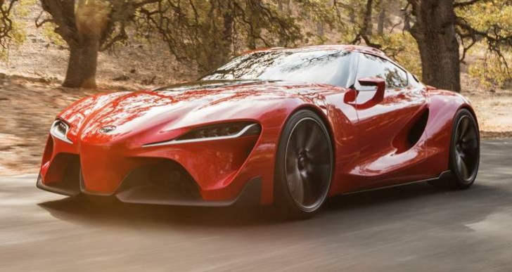 Next-gen Toyota Supra and BMW Z4 design details