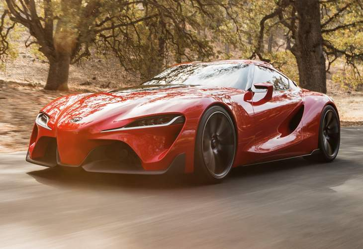 Next Gen Toyota Supra And Bmw Z4 Design Details Product