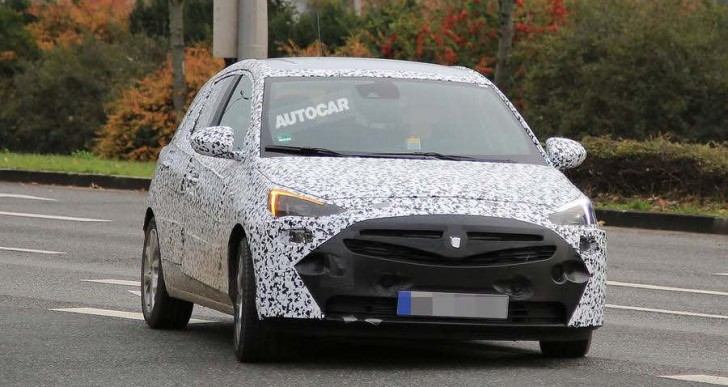 Next-gen Vauxhall Corsa design similar to Astra