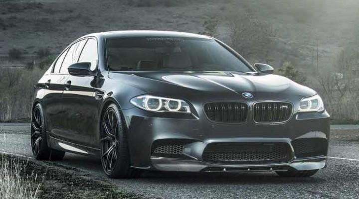 Next-generation BMW M5 and M6 power demands AWD