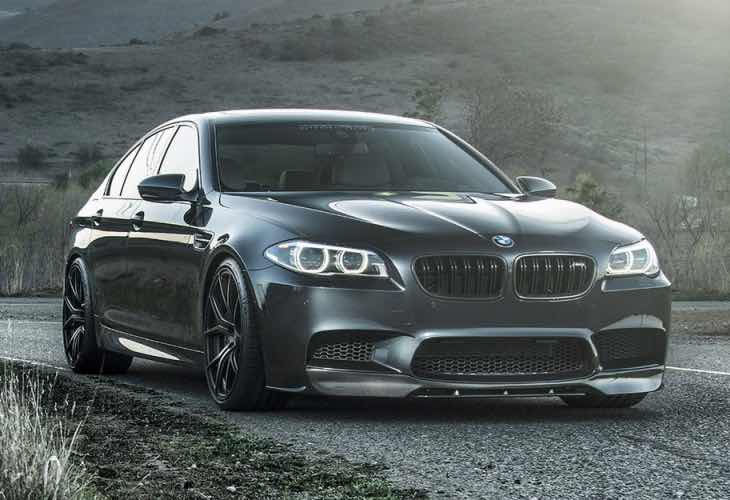 Next-generation BMW M5 and M6 power demands AWD