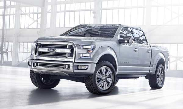 Next-generation Ford F-150 to counter new GM pickups