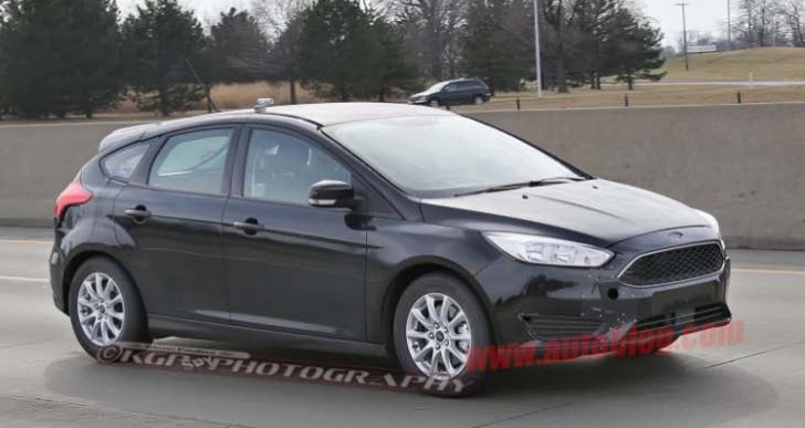 Next generation Ford Focus dimensions and engines