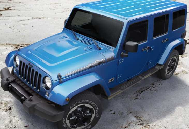 Next generation Jeep Wrangler needs diesel not hybrid