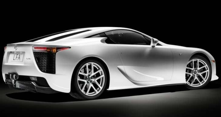 Next generation Lexus LFA release wait good for FT-1, Supra