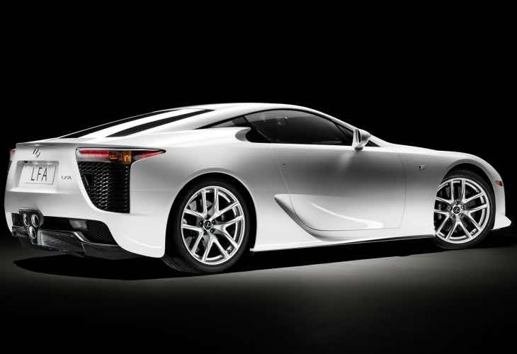 Next generation Lexus LFA release wait good for FT-1, Supra