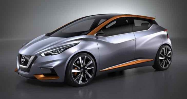 Next generation Nissan Micra interior importance