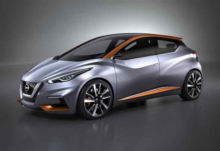 Next generation Nissan Micra interior importance