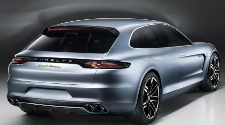 Second generation Porsche Panamera engine choices