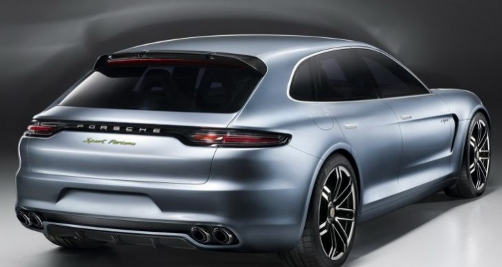 Second generation Porsche Panamera engine choices