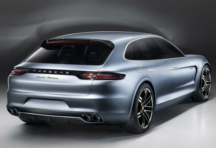 Next generation Porsche Panamera engine choices