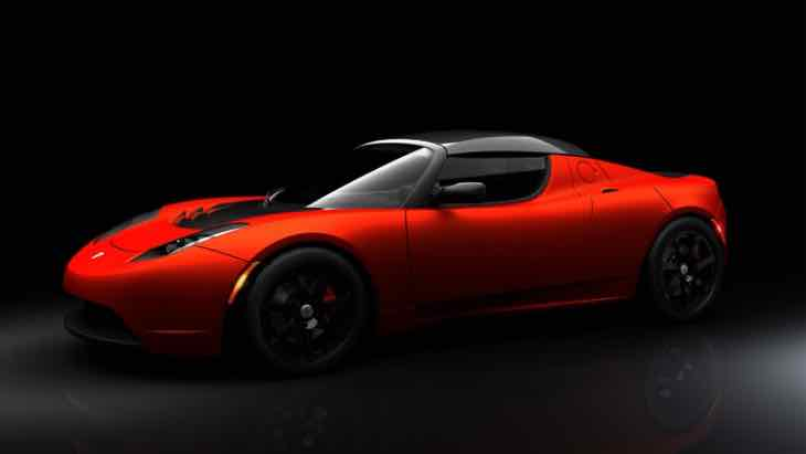 Next generation Tesla Roadster performance