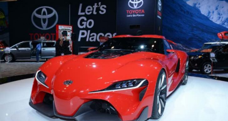Next generation Toyota Supra engine performance specs