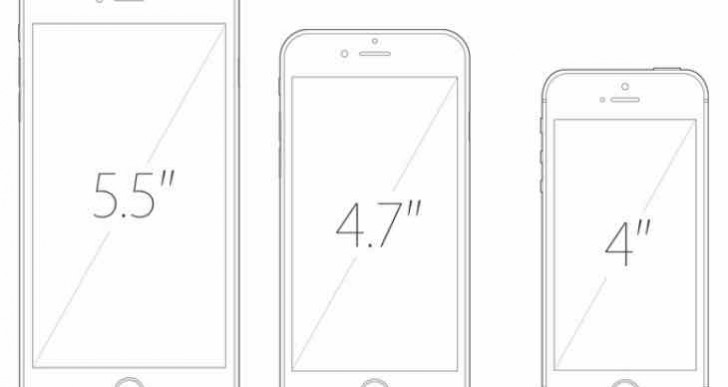 Next iPhone in 2016 expected with 3 size options