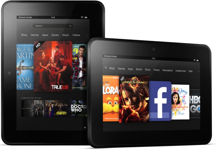 Nextbook 7 vs. Kindle Fire HD