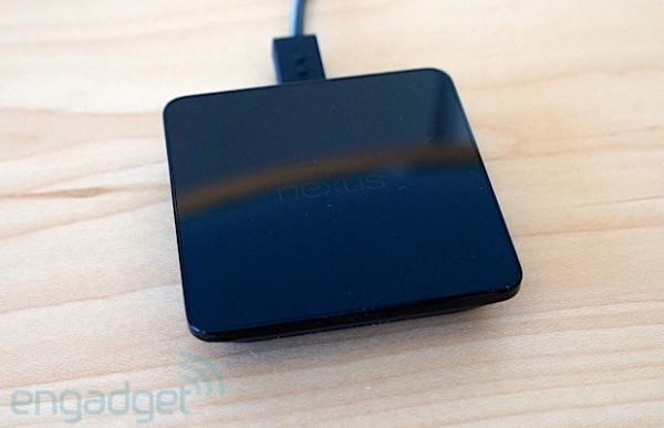 Nexus 10 2 Qi wireless charging desired