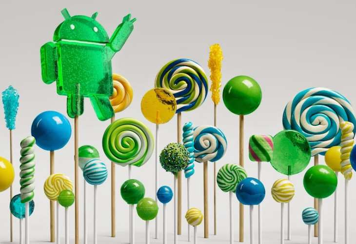 Nexus 10 update to Android Lollipop