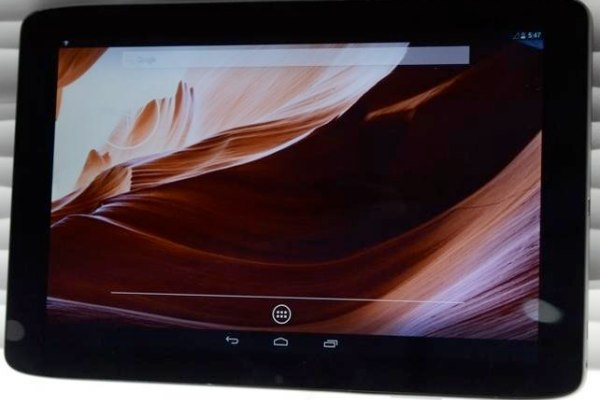 Nexus 10 vs. Vizio 10-inch Android tablet