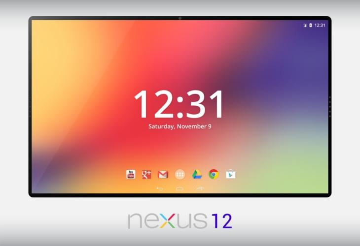 Nexus 2015 lineup
