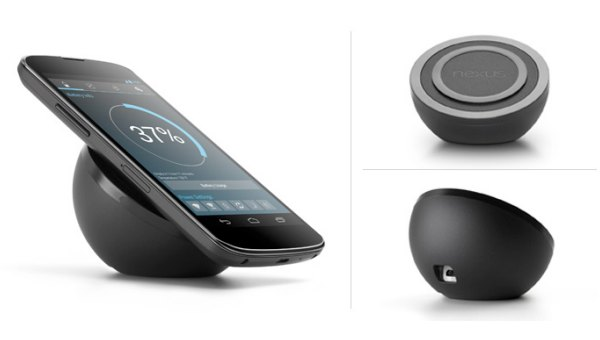 Nexus 4 Wireless Charger release & software update confusion