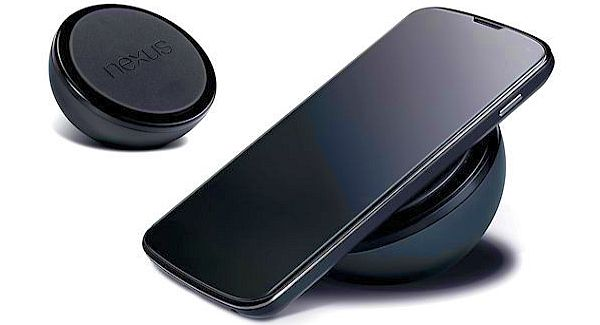 Nexus 4 Wireless Charging Orb gains release date listing