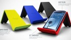 ONGUARD origami cases for Nexus 7, iPhone 5, and iPad