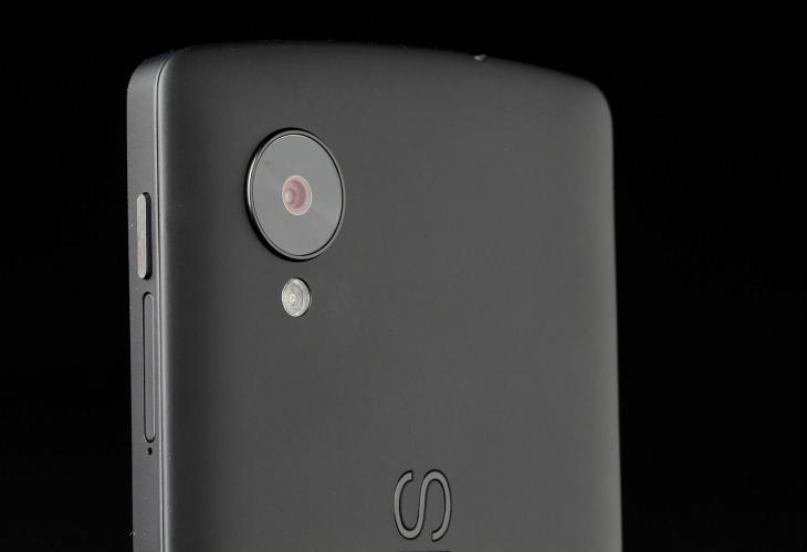 Nexus 5 Android L update to fix camera